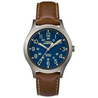 Timex Expedition Scout Herrklocka Brun TW4B11100