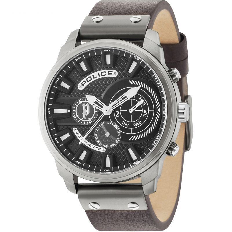 Mens Police Leicester Watch
