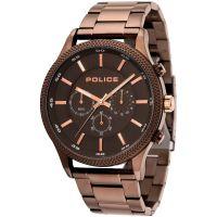 Herren Police Chronograph Watch 15002JSBN/13M