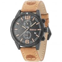 homme Timberland Sagamore Watch 15256JSB/02