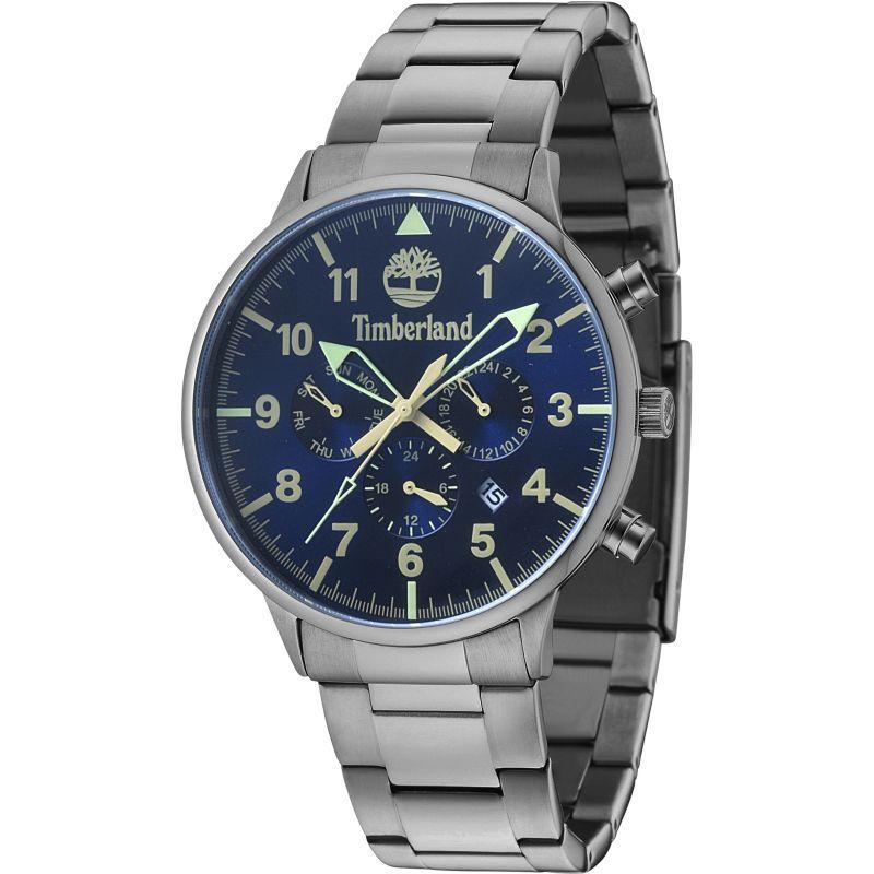 Mens Timberland Spaulding Chronograph Watch
