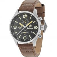Herren Timberland Rutherford Watch 15266JS/02