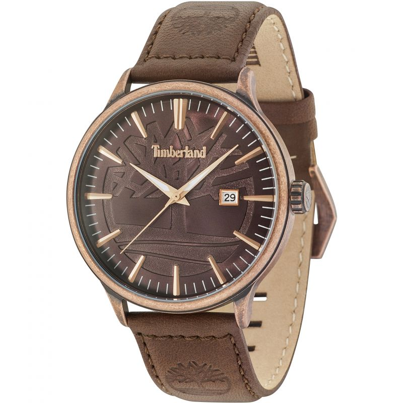 Mens Timberland Edgemount Watch