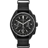 Herren Bulova Special Edition Lunar Pilot Watch 98A186