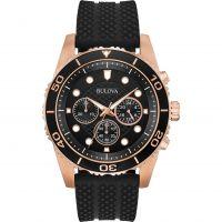 Herren Bulova Sport Chronograf Uhren