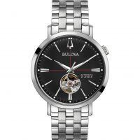 Mens Bulova Automatic Watch