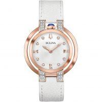 Damen Bulova Rubaiyat Watch 98R243