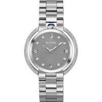 femme Bulova Rubaiyat Watch 96R219