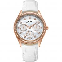 femme Rotary Exclusive Multifunction Watch LS00329/41