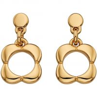 Orla Kiely Jewellery Open Flower Earrings JEWEL