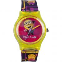 Kinder Character Despicable Me 3 80s Style Watch MNS117