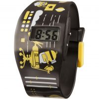Character Despicable Me 3 All Over Print LCD Kinderenhorloge Meerkleurig MNS131