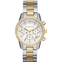 Damen Michael Kors Ritz Chronograph Watch MK6474