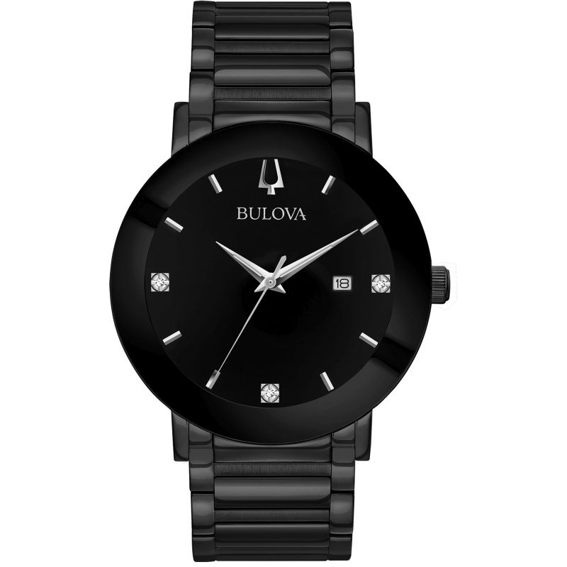 Mens Bulova Savvy Watch