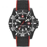 homme Swiss Military Hanowa Black Carbon Watch 06-4309.17.007.04