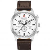 Herren Swiss Military Hanowa Chrono Classic Chronograph Watch 06-4308.04.001