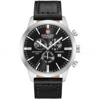 homme Swiss Military Hanowa Chrono Classic Chronograph Watch 06-4308.04.007