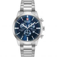 homme Swiss Military Hanowa Chrono Classic Chronograph Watch 06-5308.04.003