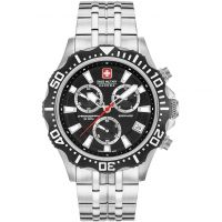 Herren Swiss Military Hanowa Patrol Chrono Chronograph Watch 06-5305.04.007
