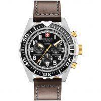 homme Swiss Military Hanowa Touchdown Chrono Chronograph Watch 06-4304.04.007.05