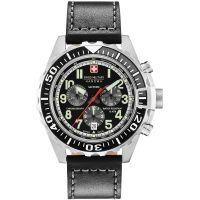 Herren Swiss Military Hanowa Touchdown Chrono Chronograph Watch 06-4304.04.007.07