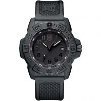 Reloj para Hombre Luminox 3500 Series Navy Seal Blackout A3501.BO