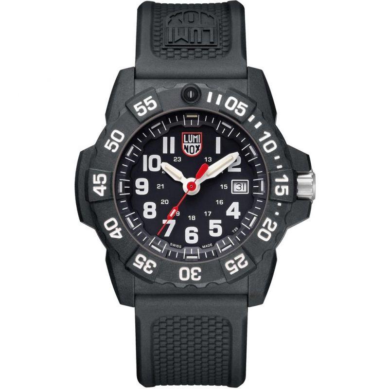 Mens Luminox 3500 Series Navy Seal Watch