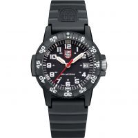 Mens Luminox 0300 Series Leatherback Sea Turtle Watch
