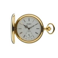 Jean Pierre Hunter Pocket Zakhorloge Goud JP-G102PM