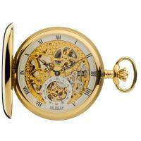 poche Jean Pierre Double Hunter Pocket Watch JP-G250PM