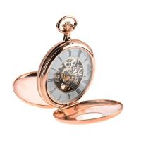 Jean Pierre Half Hunter Pocket Zakhorloge Rose JP-G255RPM