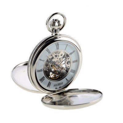 Jean Pierre Double Hunter Pocket Mechanical Watch JP-G256CM