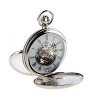 Taschenuhr Jean Pierre Double Hunter Pocket Watch JP-G256CM