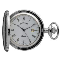Mount Royal Quartz Pocket Zakhorloge Zilver MR-B5