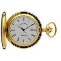 poche Mount Royal Full Hunter Quartz Pocket Watch MR-B23