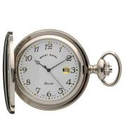 poche Mount Royal Full Hunter Quartz Pocket Watch MR-B24
