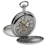 Taschenuhr Mount Royal Double Hunter Pocket Watch MR-B28