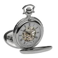 Taschenuhr Mount Royal Double Half Hunter Pocket Watch MR-B42