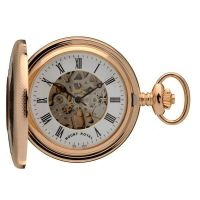 poche Mount Royal Half Hunter Pocket Watch MR-B45
