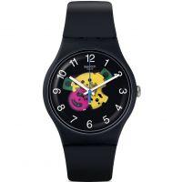 unisexe Swatch Patchwork Watch SUOB140