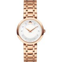 Damen Movado 1881 Quartz Watch 0607100