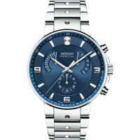 Herren Movado SE Pilot Retrograde Perpetual Watch 0607129