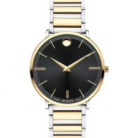 Mens Movado Ultra Slim Watch
