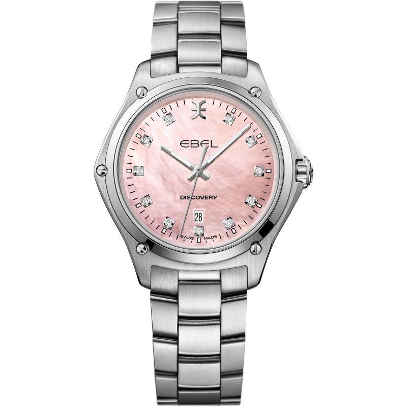 Ladies Ebel Discovery Diamond Watch