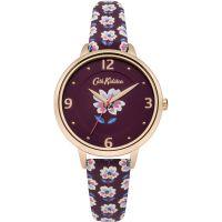 Damen Cath Kidston Geo Blume Uhren