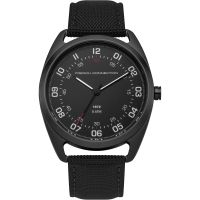 French Connection Herenhorloge Zwart FC1308BB