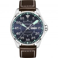 Herren Hamilton Khaki Aviation Pilot Automatik Uhren