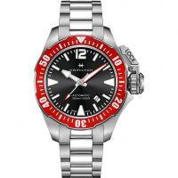 Herren Hamilton Khaki Navy Frogman Watch H77725135