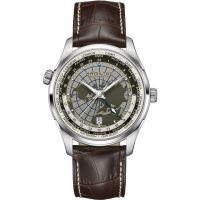 Herren Hamilton Jazzmaster GMT Watch H32605581