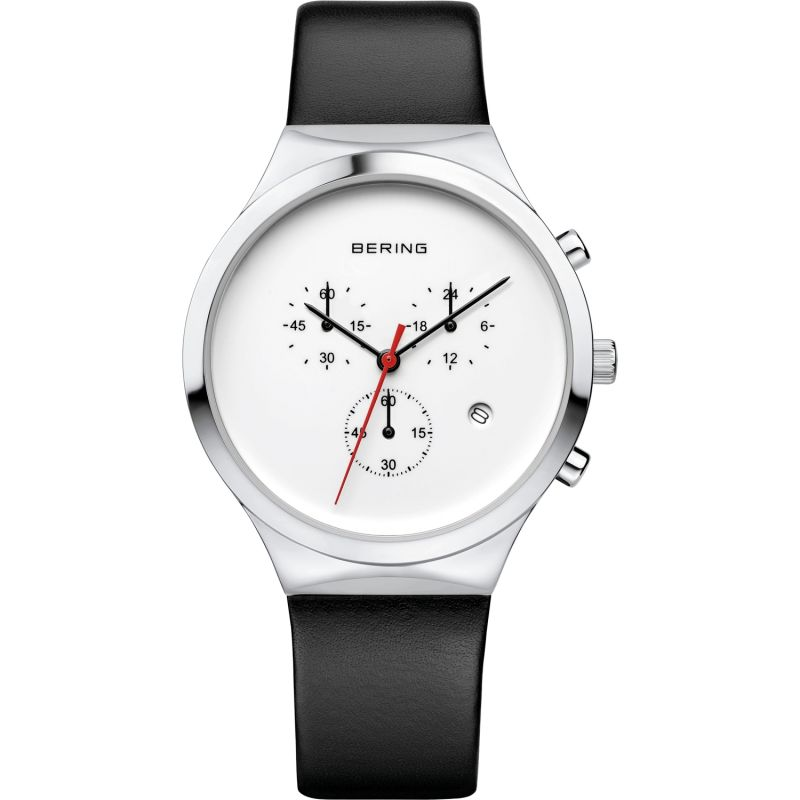 Ladies Bering Classic Chronograph Watch